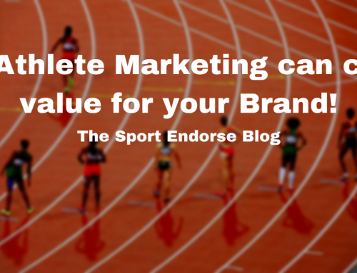How Athlete Marketing can create value for your Brand!